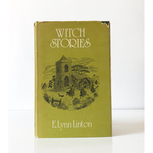 Witch Stories by E. Lynn Linton