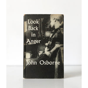 Look Back in Anger ; A play in three acts by John Osborne