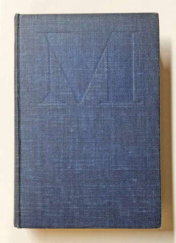 M : One Thousand Autobiographical Sonnets by Merrill Moore