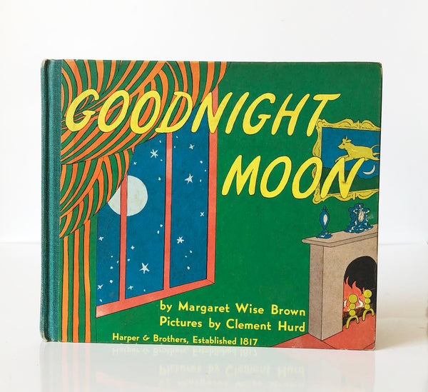 Goodnight Moon by Margaret Wise Brown ; with pictures by Clement Hurd