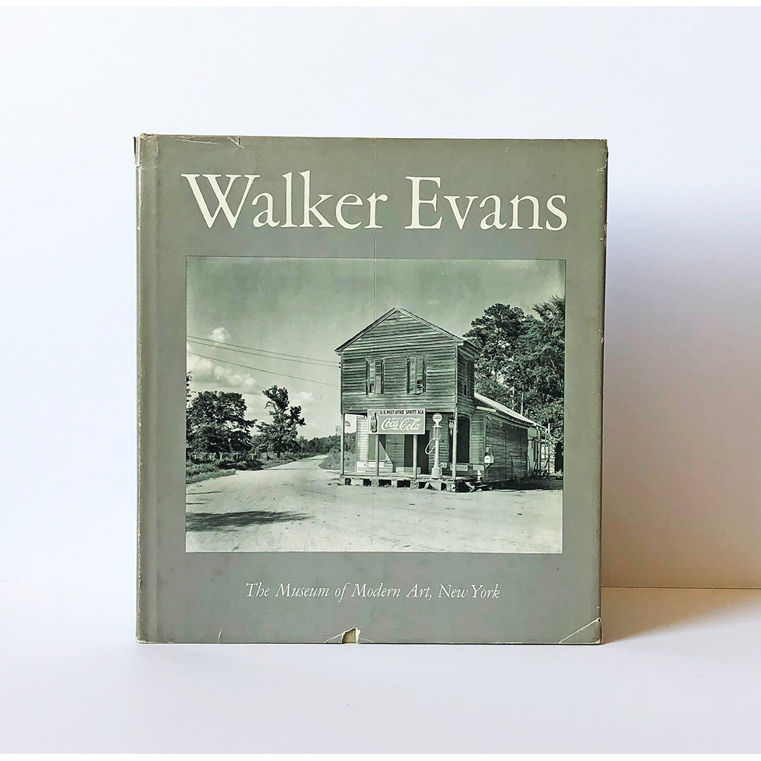Walker Evans with an introduction by John Szarkowski