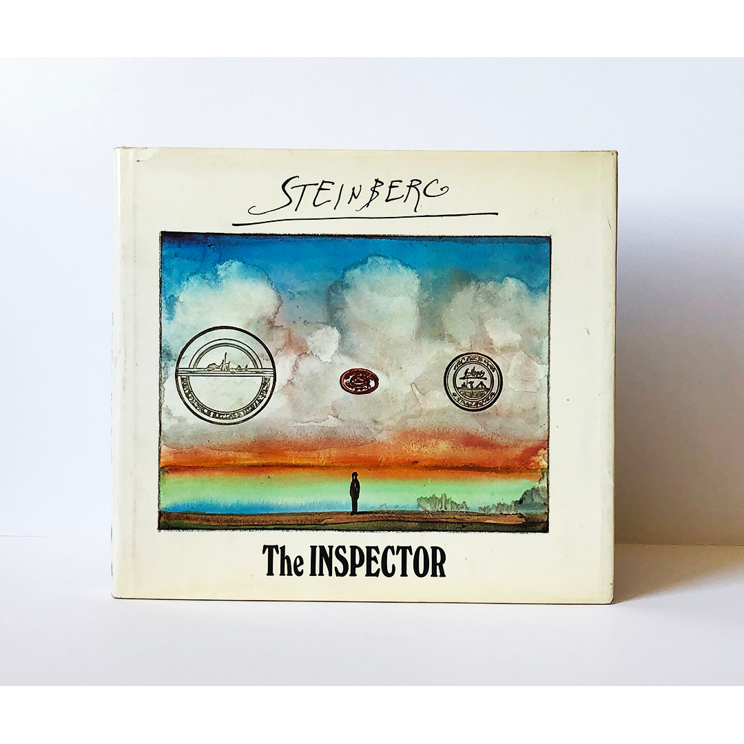 The Inspector by Saul Steinberg