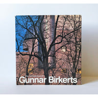 The architecture of Gunnar Birkerts with text by Kay Kaiser