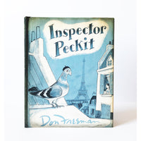 Inspector Peckit story and pictures by Don Freeman