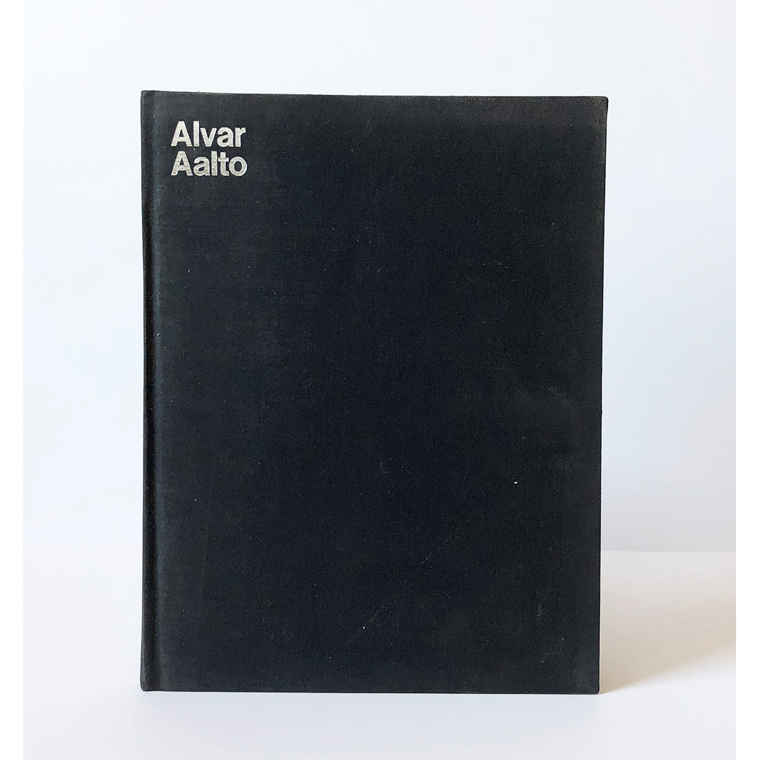 Alvar Aalto introduction and notes by George Baird; with 76 photographs by Yukio Futagawa