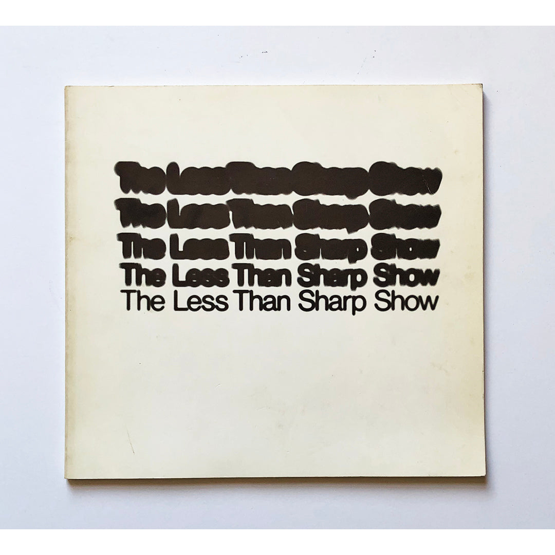 The Less Than Sharp Show edited by Howard Kaplan