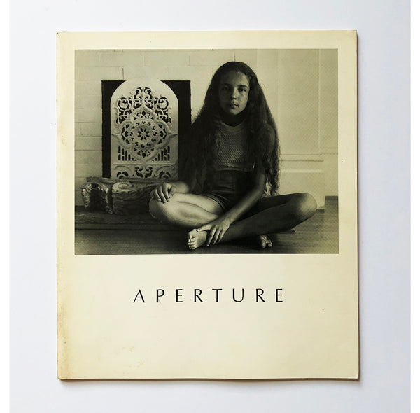 Aperture 12:3 edited by Minor White (Volume 12, Number 3)