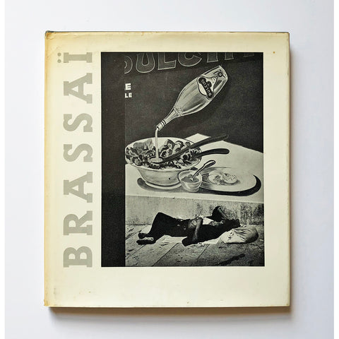 Brassai with an introductory essay by Lawrence Durrell
