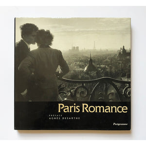 Paris romance by Agnes Desarthe