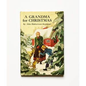 A Grandma for Christmas by Alta Halverson Seymour