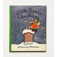 Little Bear's Christmas by Janice Brustlein ; Pictures by Marian Curtis Foster