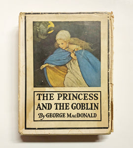 The Princess and the Goblin by George MacDonald ; illustrated by Jessie Willcox Smith