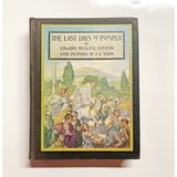 The Last Days of Pompeii by Edward Bulwer Lytton ; Pictures by F.C. Yohn