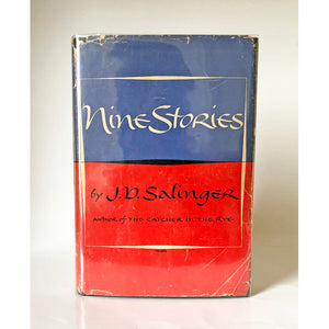 Nine Stories by J.D. Salinger ~First Edition