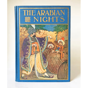 The Arabian Nights Entertainments with illustrations by Milo Winter (The Windermere Series)