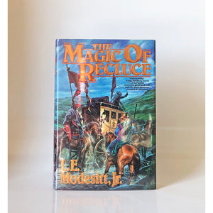 The Magic of Recluce by L. E. Modesitt