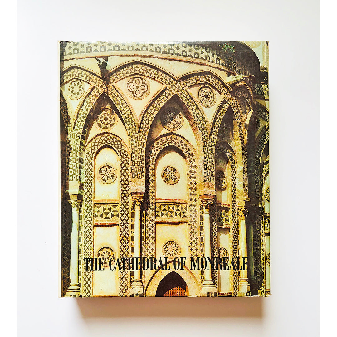The cathedral of Monreale and Norman architecture in Sicily by Wolfgang Kronig