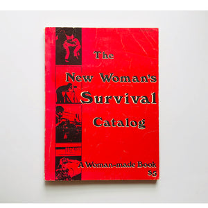 The New Woman's Survival Catalog