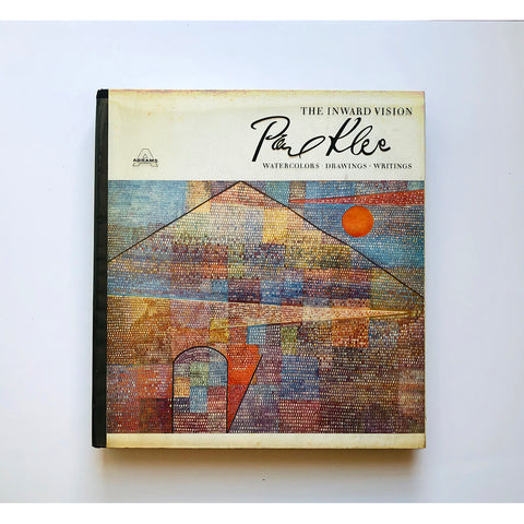 The Inward Vision ; Watercolors, Drawings, and Writings by Paul Klee