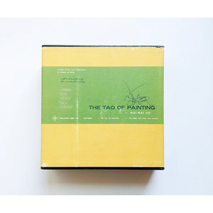 The Tao of painting : A study of the ritual disposition of Chinese painting : with a translation of the Chieh tzu yuan hua chuan, or Mustard seed garden manual of painting, 1679-1701 by Mai-mai Sze (Two Volumes Set)