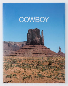 Richard Prince : Cowboy Edited by Cooke Maroney; designed by An Art Service; photography by David Regen ; Essay by Neville Wakefield
