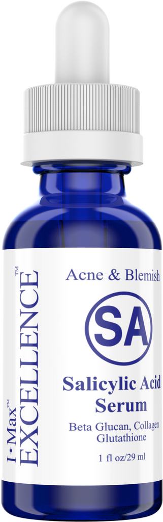 Can  I Max EXCELLENCE #SA Salicylic Acid Facial Serum remove Acne, Blemish and Pimples?