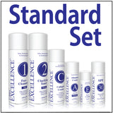 I Max EXCELLENCE #04 Standard Set for General Foundation of Skin's Beauty and Health.