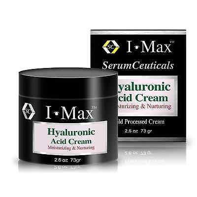 Hyaluronic Acid Post Chemical Peel Serum and Cream for Moisturizing and Nurturing Skin