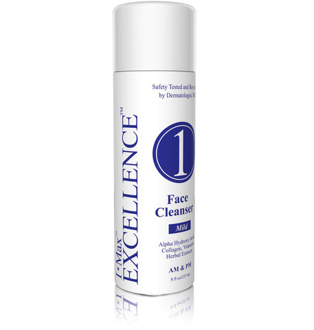 I Max EXCELLENCE #1 Face Cleanser 8 Oz