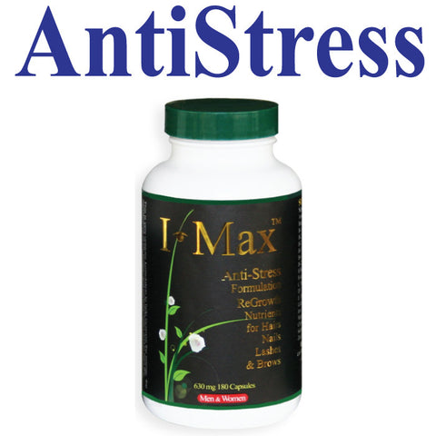 I Max AntiStress Cap for Relieving Physical and Emotional Stress