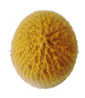 Chunky Knit Hat Golden Yellow - Smitten Kitten Originals Knits - 2