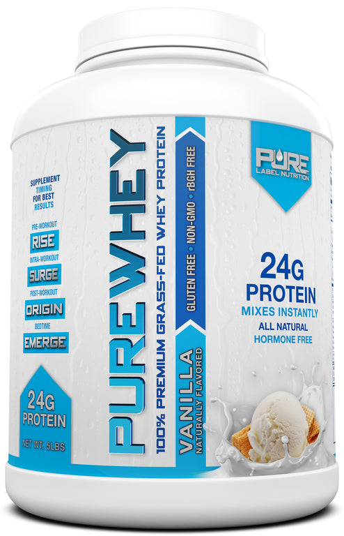 Grass Fed Whey vs. Regular Whey - Time to Settle the Debate