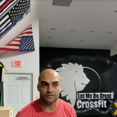 Cross Fit Gym Owner Jordan Helo Gives His Review of Pure Whey Vanilla