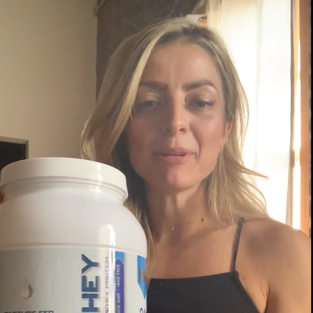 Pure Whey Vanilla Review - Krystal Goodman / Nutritional Therapy Practitioner and Certified Trainer