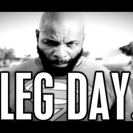 **JEAN BUSTING - LEG WORKOUT (QUAD FOCUS) BELOW**