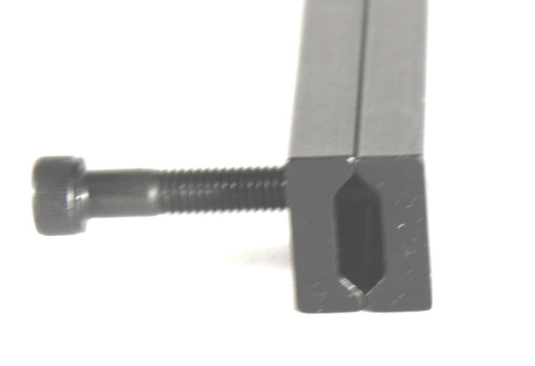 "Picatinny to Picatinny Clamp<br>Weaver Compatible - 4"" or 2"" Length"