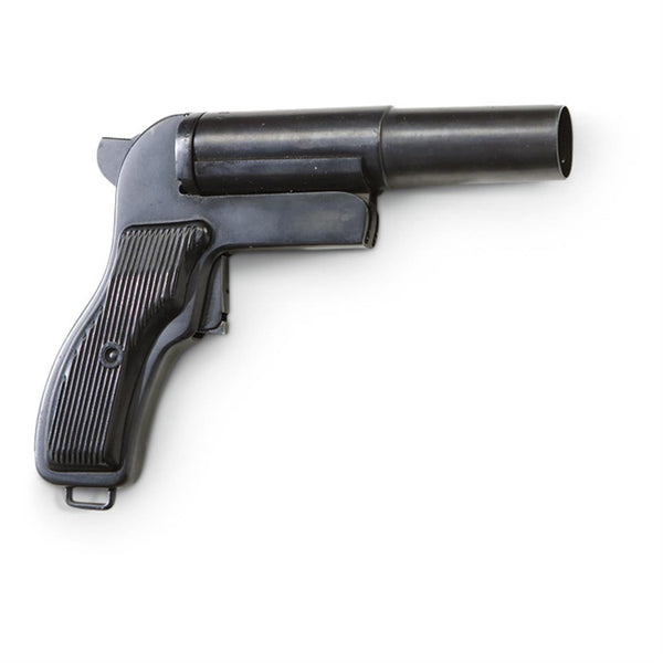 26.5mm Warsaw Pact Flare Pistol with optional case