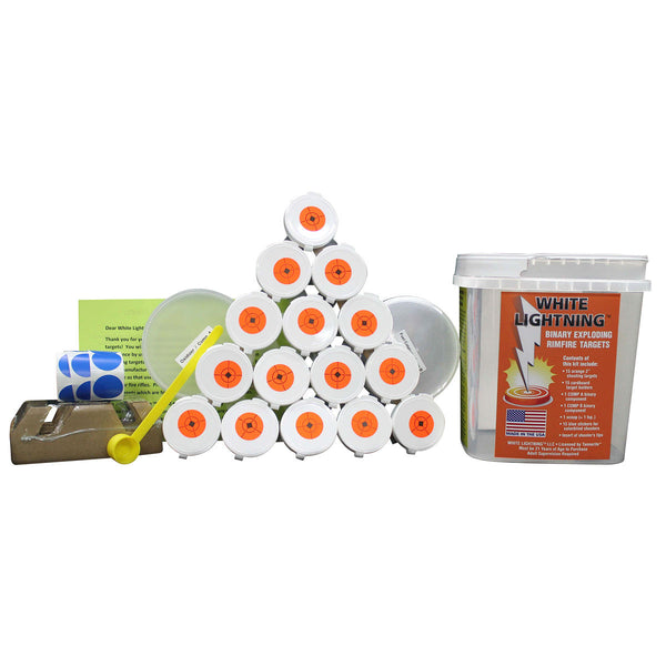 Tannerite for Rimfire Weapons