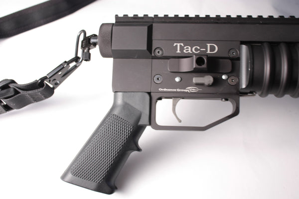 Sling Adaptor for AR Stock Equipped Weapons