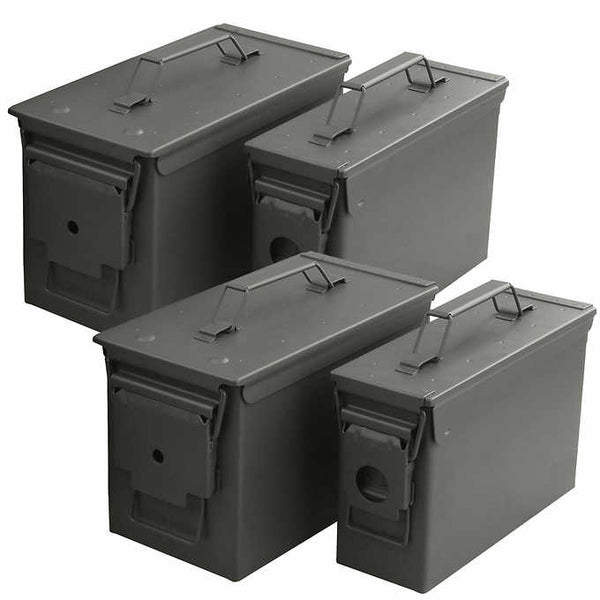 Cartridge/Storage Cases