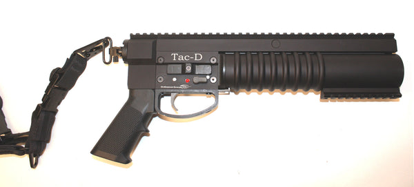 Stock Adapter for the 37mm Tac-D
