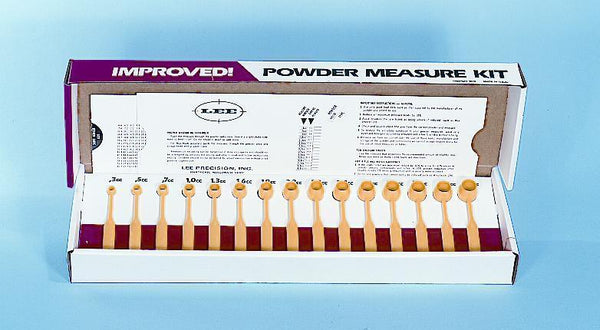 Lee Powder Measures