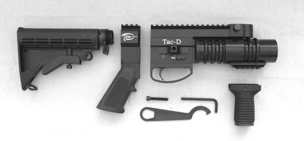 Tac-D Pivot 37mm Underbarrel Launcher