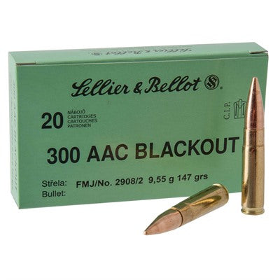 300 Blackout Ammo