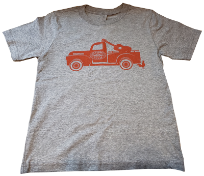 Youth Truck Shirt