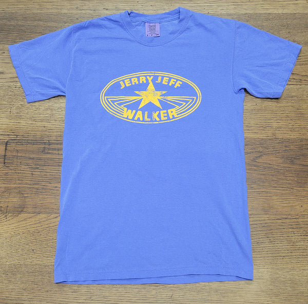 JJW Washed Blue Tee