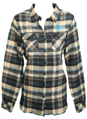 Ladies Longsleeve Flannel