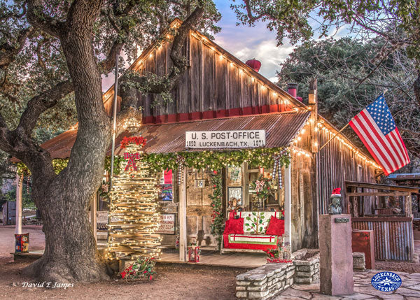 Fine Art Photography: Seasonal Color Store Front