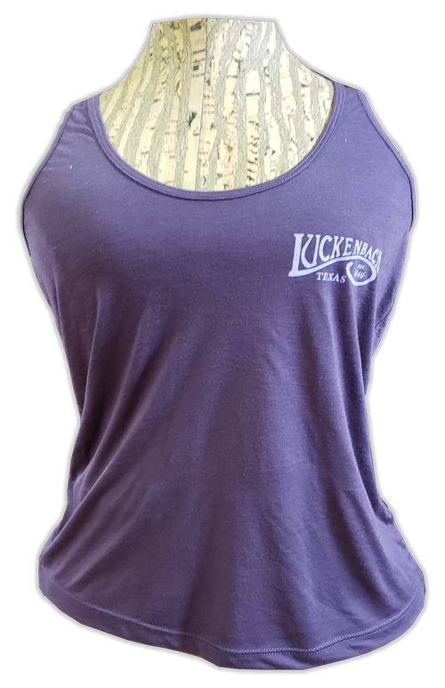 Ladies Tank- Purple