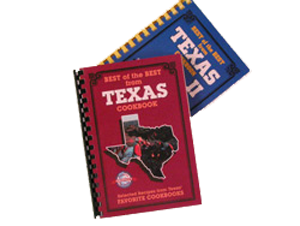 Book: Best of Texas I or II Cookbook